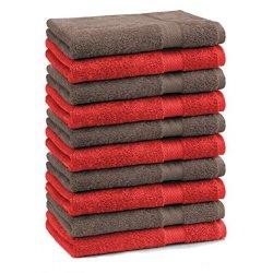 set di asciugamani
