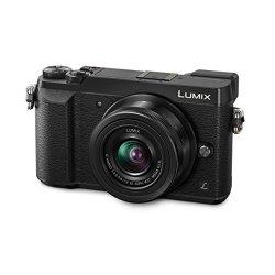 Panasonic Lumix DMC-GX80KEGK Kit Fotocamera Mirrorless GX80 e Obiettivo 12-32mm, 16 MP, Nero