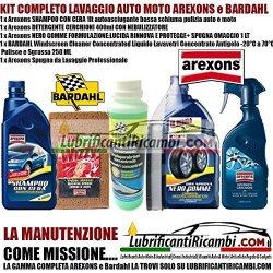 kit lavaggio auto