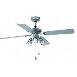 ventilatori da soffitto con lampada