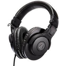 Audio Technica Pro ATH-M30X Cuffie Monitor...