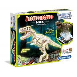 Scienza e Gioco 13980 - Archeogiocando T-Rex...