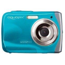 Easypix W1024-I Splash Digital Camera - Ice Blue