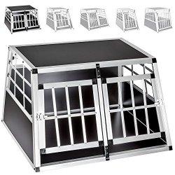TecTake Box per trasporto cane - disponibili in...