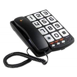 Topcom Sologic T101 Telefono con Grandi Tasti,...