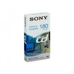 Sony E 180 CD Video cassette - Confezione da 1