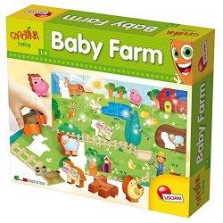 Lisciani Giochi 58464 - Carotina Baby The Farm