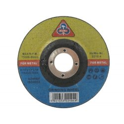 Disco per sgrossatura per HaWe, 115 x 6 mm, 2210,4