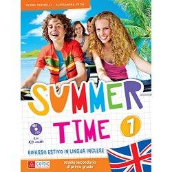 Summertime. Con CD Audio. Per la Scuola media 1