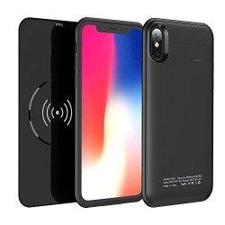 Mbuynow Custodia per batterie iPhone X con...