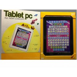 English & Spanish Educational Tablet, Laptop...