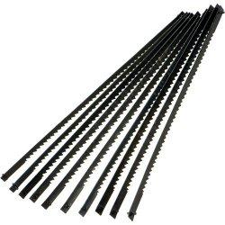 SILVERLINE Scroll Saw Blades 130mm 10pk