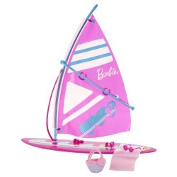Barbie CKN57 - Accessori Sport Wind Surf
