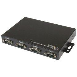 StarTech.com Hub adattatore USB a seriale 4...