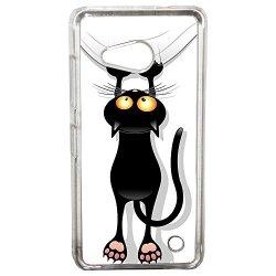 Lapinette-Cover Originale Nokia Lumia 550 Humour...