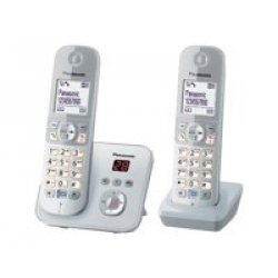 Panasonic KX-TG6822 Telefono Digitale Cordless,...