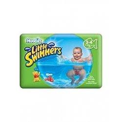 HuggiesPiccoli Nuotatori Tg 3-4 (7 Kg-15...