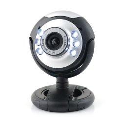 Sogatel - Webcam 6 LED compatibile Skype con...