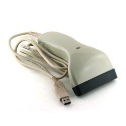 TYSSO - USB Barcode Scanner Reader (Beige) -...