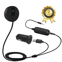 Besign Kit Vivavoce Bluetooth 4.1 Auto,...