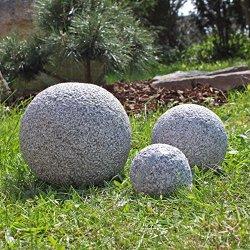Sfere decorative da Giardino in pietra granito...