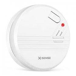 X-Sense Rivelatore di Fumo Allarme di Fuoco con...