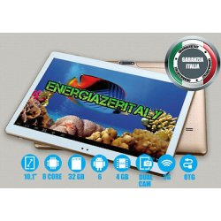 TABLET 10 POLLICI 3G OCTA CORE 8x2.0GHz 4GB RAM...