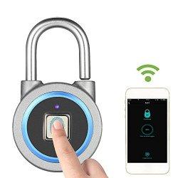 Decdeal BT Fingerprint Smart Lock APP...