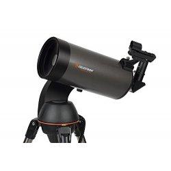Celestron NexStar 127 SLT Telescopio, Acciaio,...