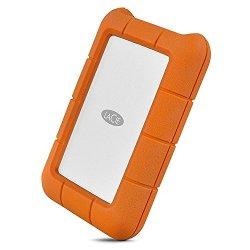 Lacie Rugged USB-C 4TB - STFR4000400