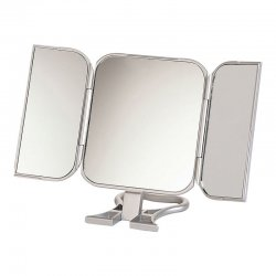 Travel Mirror - Silver - Pink - Red - Handheld -...