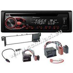 Pioneer DEH-1800UB autoradio CD/USB + Kit...