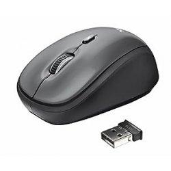 Trust Yvi Wireless Mouse grigio