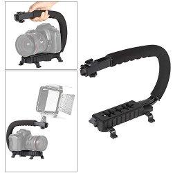 Andoer C-Forma di Videocamera Palmare Maniglia...