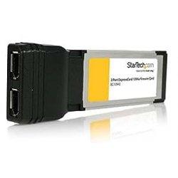 StarTech.com FireWire ExpressCard 1394a Scheda...