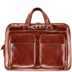 Piquadro CA2765B2 Borsa, Collezione Blu Square,...