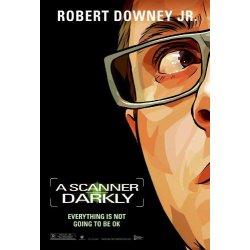 Uno Scanner Darkly Poster film In 11 17 x 28 cm x...