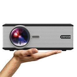 Proiettore, Crenova XPE470 HD LED Proiettore -...