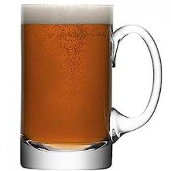 LSA - Boccale per birra, 750 ml