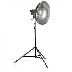 Walimex - Studioset con luce al quarzo Pro...