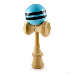 Kendama in vera legno di faggio, sfera circa...