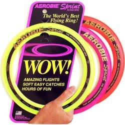 Aerobie - Anello volante Sprint Ring, 25 cm -...