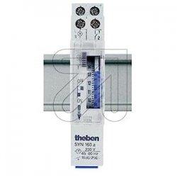 Theben SYN 160 A - Interruttore orario analogico