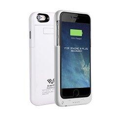 Cover Batteria iPhone 6s plus, SAVFY 4800mAh...
