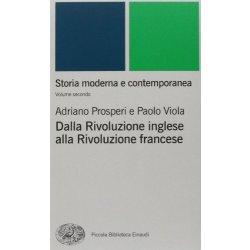 Storia moderna e contemporanea 2
