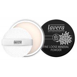 Lavera, Cipria minerale in polvere, Transparent,...