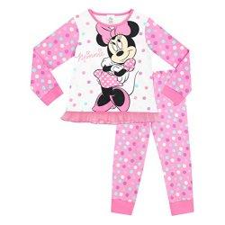 Disney Minnie Mouse - Pigiama a maniche lunghe...