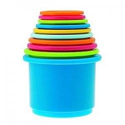 Chicco 00007511000000 - Cups Impilabili