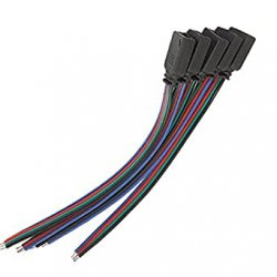 Cavo di Connessione Strisce a LED RGB 4 Poli