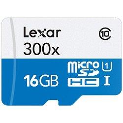 Lexar Schede High Performance 300x...